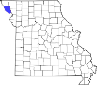 Holt County, Missouri