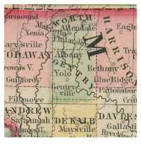 Worth County 1862