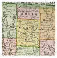 Worth County 1888