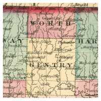 Worth County 1876