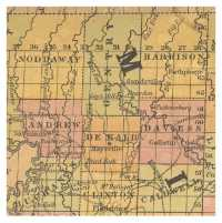 Worth County 1851