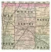 Worth County 1889