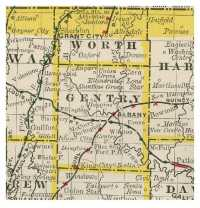 Worth County 1890